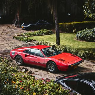 Climbing The Andes Mountains At The Haciendas Classic Chopard Rally, Part 2