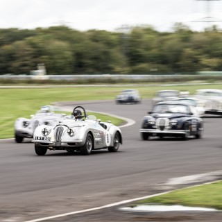 A Rainy Day At The Castle Combe Autumn Classic: This Is Slippery, Visceral Racing
