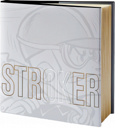 Stroker – The Artistic Works of Tom Medley – Limited Edition