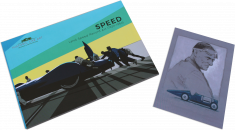 Land Speed Record Art Book