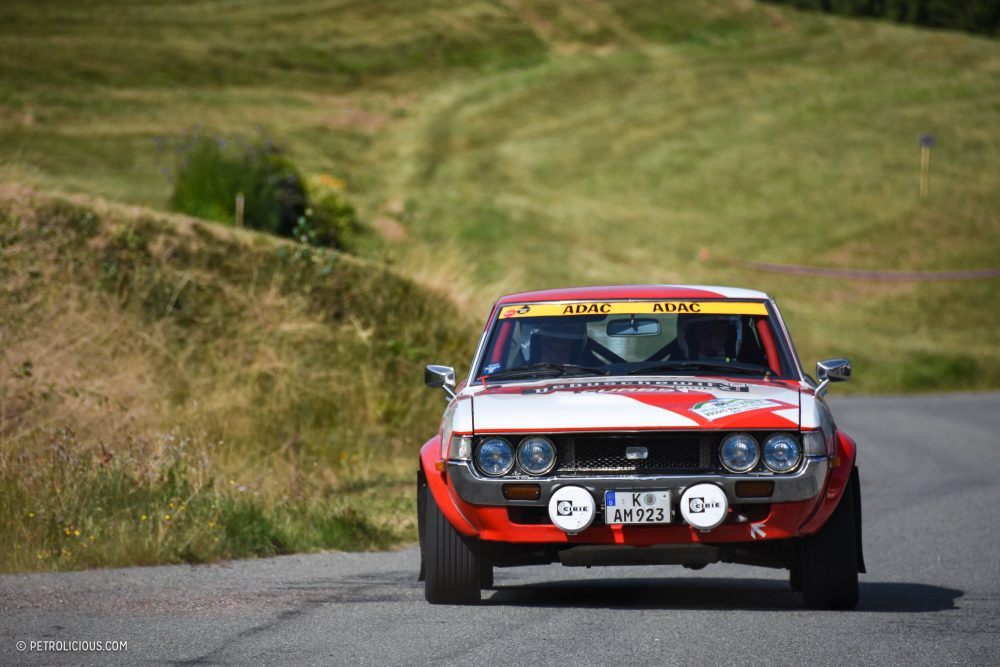 Some Of The Best Vintage Rallying Action Is Hidden In France ...