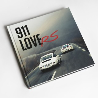 """911 LoveRS"" Is The Book To Buy If You Love Porsche Factory Hot Rods"