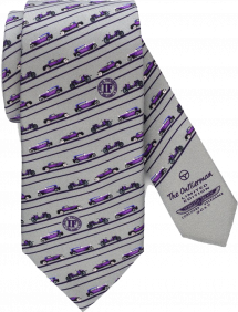Pebble Beach Concours d'Elegance® Tie – Isotta Fraschini 2017
