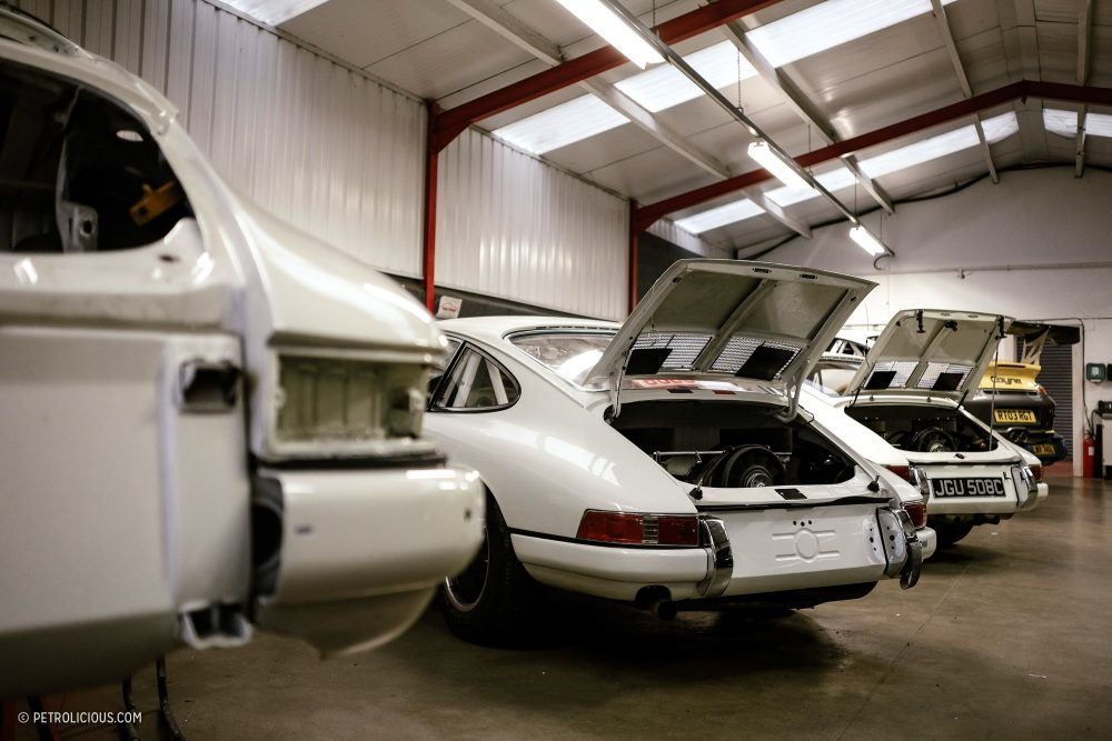 If You Want To Rally A 911 Across Africa, Pay A Visit To