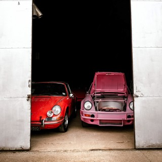 If You Want To Rally A 911 Across Africa, Pay A Visit To Tuthill Porsche First