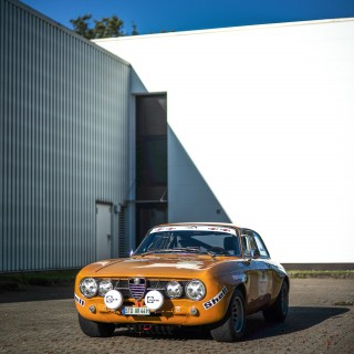 A Five-Man Team In Hamburg Is Building Some Of The World's Best Alfa Romeos