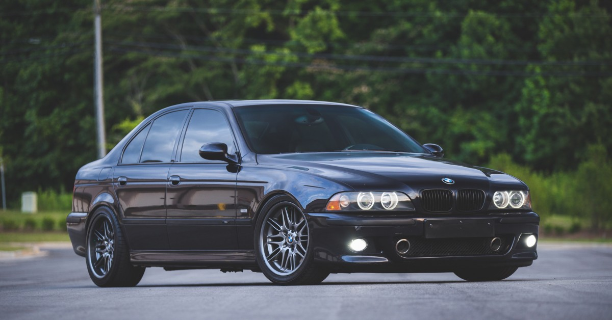this bmw e39 m5 is well on its way to half a million miles. Black Bedroom Furniture Sets. Home Design Ideas