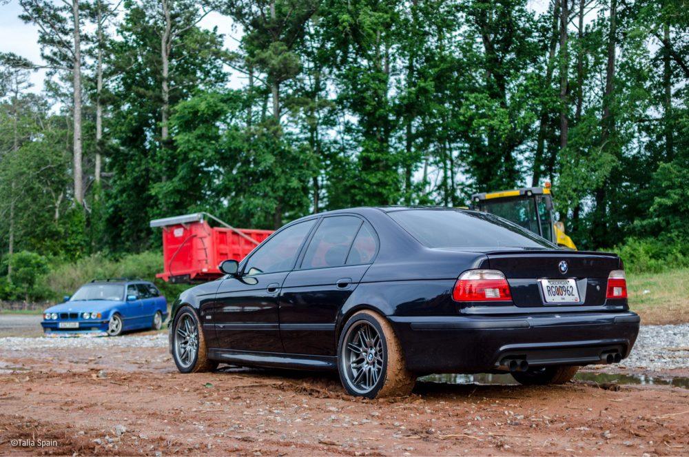 Bmw E39 M5 >> This Bmw E39 M5 Is Well On Its Way To Half A Million Miles