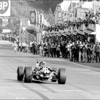VINTAGE FRIDAY: Remembering Dan Gurney's Remarkable Formula One Victory At Spa