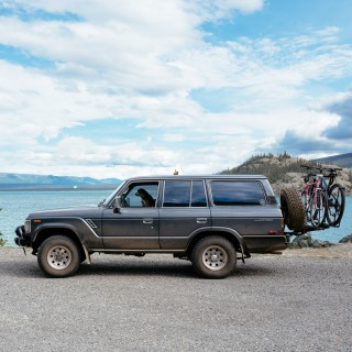 All You Need To Cross Canada Is A Dog And A Toyota Land Cruiser