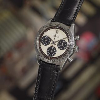 At $17.8 Million, Paul Newman's Rolex Daytona Is The Most Expensive Wristwatch Ever Auctioned