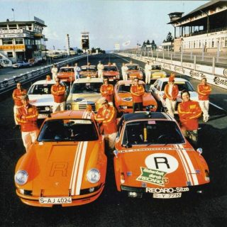 VINTAGE FRIDAY: The Fire Engine Porsche 911 That Saved Niki Lauda's Life