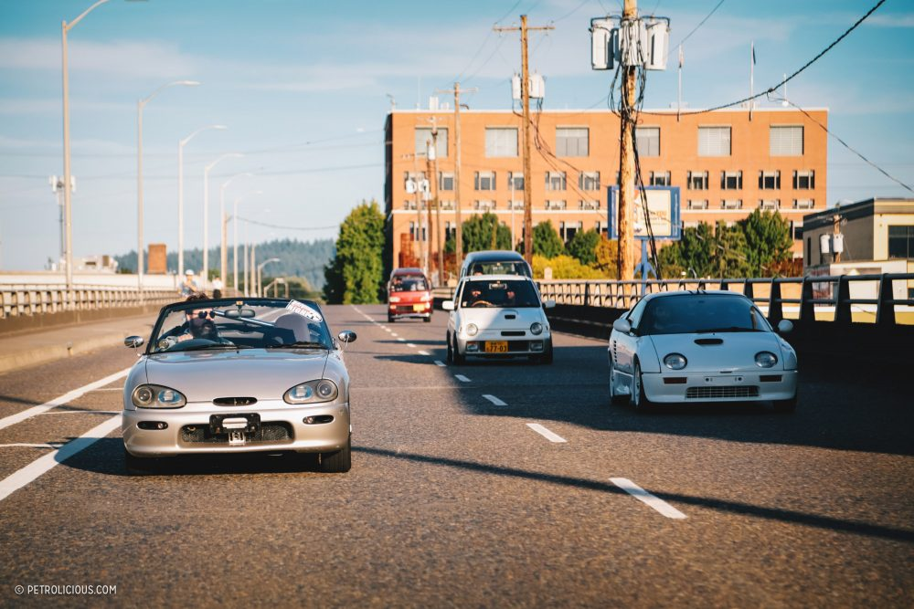 Meet The 90s Kei Car Legends Keeping Portland Weird Petrolicious