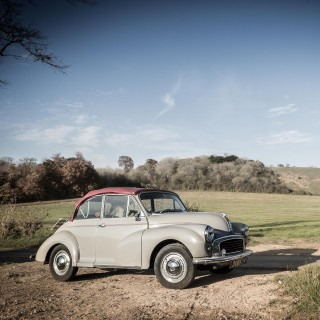 Loyalty Means Driving A Morris Minor For Forty Two Years And Counting