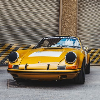 Like Outlaw Porsches? 911 Hot Rods? Check Out Germany's Targa Cannibale
