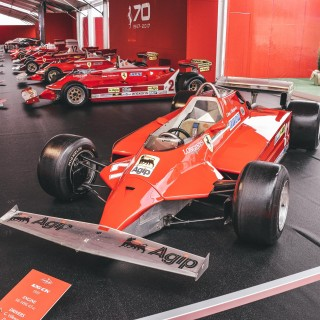 Fully Ferrari: These Were The Exceptional Race Cars At Finali Mondiali