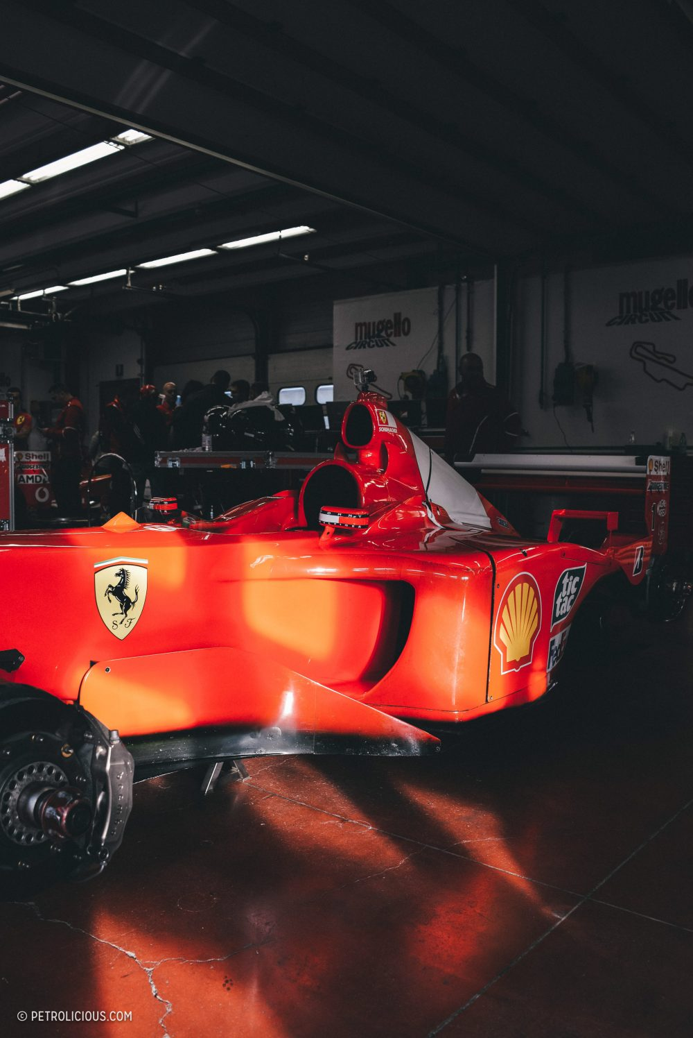 Fully Ferrari: These Were The Exceptional Race Cars At Finali ...