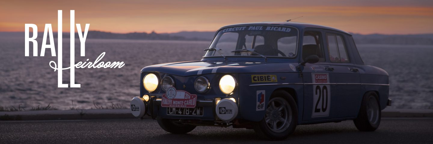 1967 Renault R8: A Retro Rally Heirloom