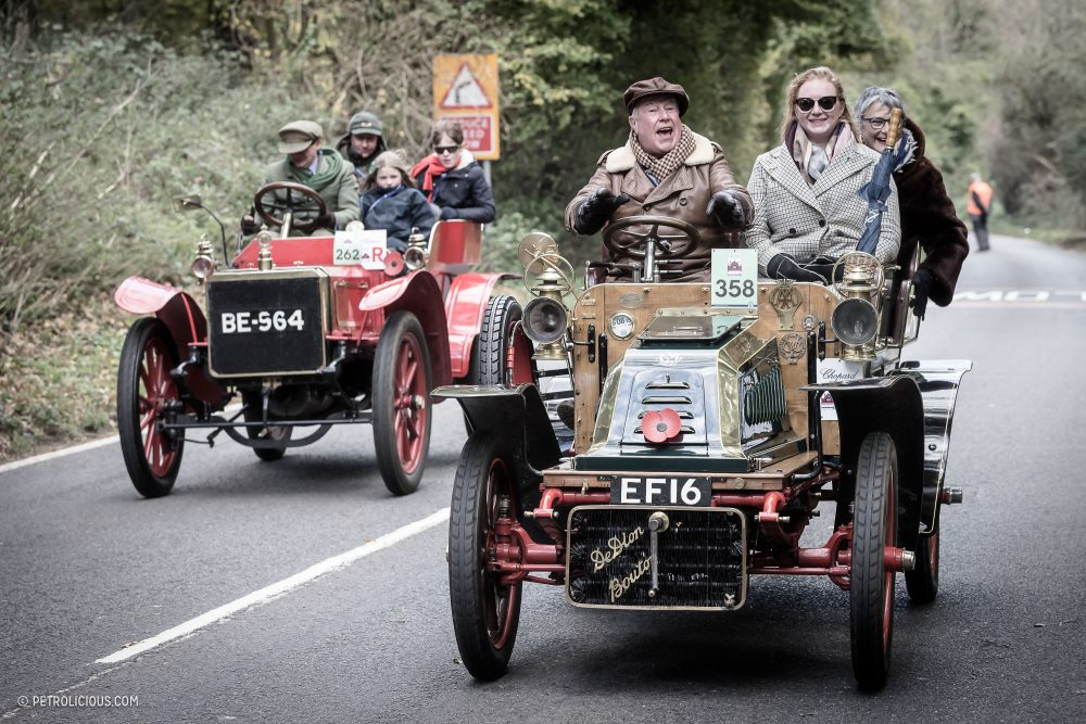 London To Brighton Is The Route For Hundreds Of Century-Old Cars ...