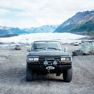 Charting A Course Through Alaska With The Toyota FJ62 Land Cruiser