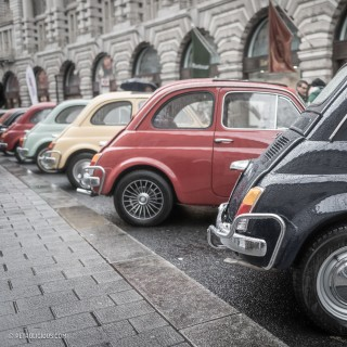 Why The Fiat 500 Is Still The Miniature Car King After 60 Years