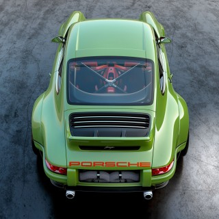FIRST LOOK: The Latest Singer-Modified Porsche 911 Boasts 500HP, Development Dream Team