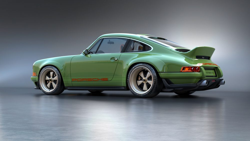 First Look The Latest Singer Modified Porsche 911 Boasts 500hp