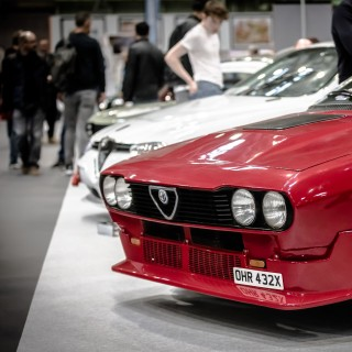 This Motor Show Welcomes Winter In England