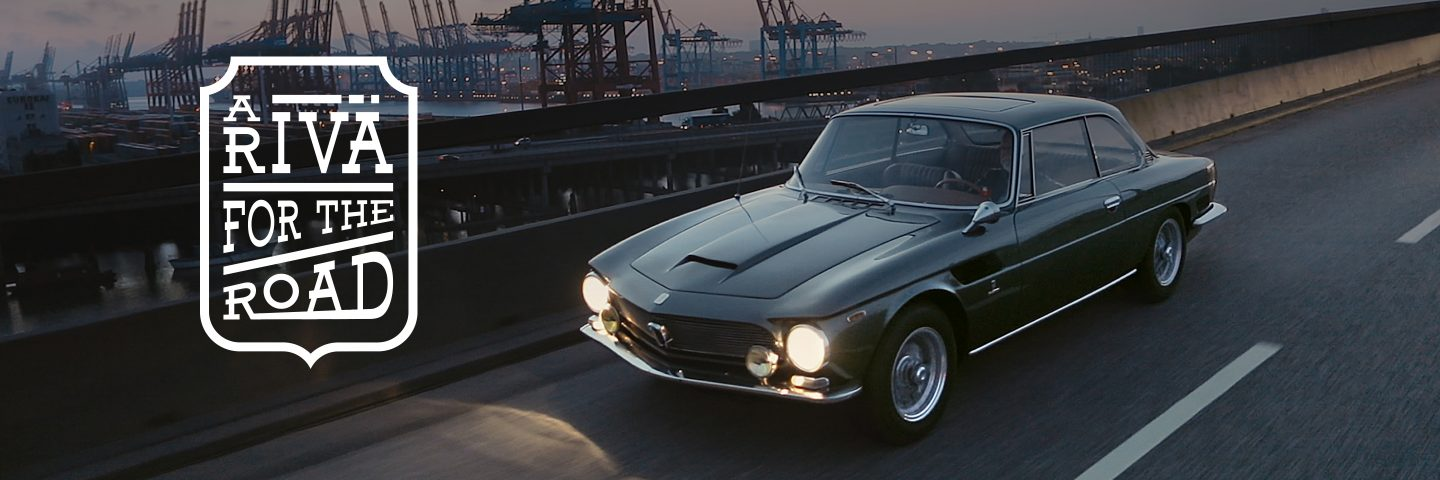 1968 ISO Rivolta: A Riva For The Road
