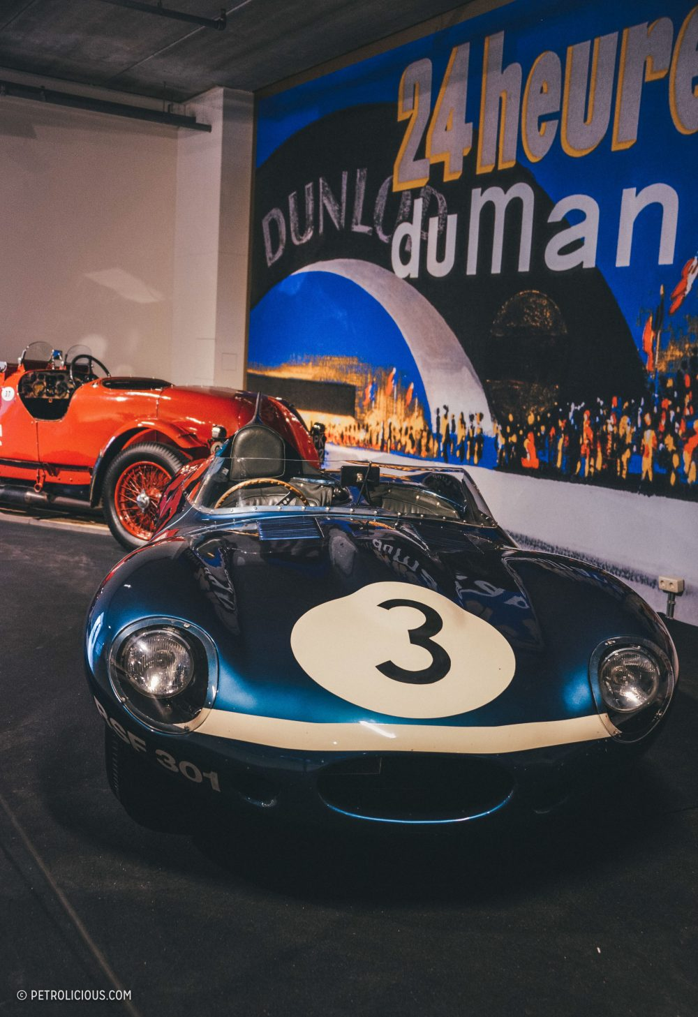 The Museum Is Not Only Home To Cars Like The Jaguar D Type That The  Scottish Ecurie Escosse Racing Team Won Le Mans With In 1957u2014the Collection  Houses Quite ...