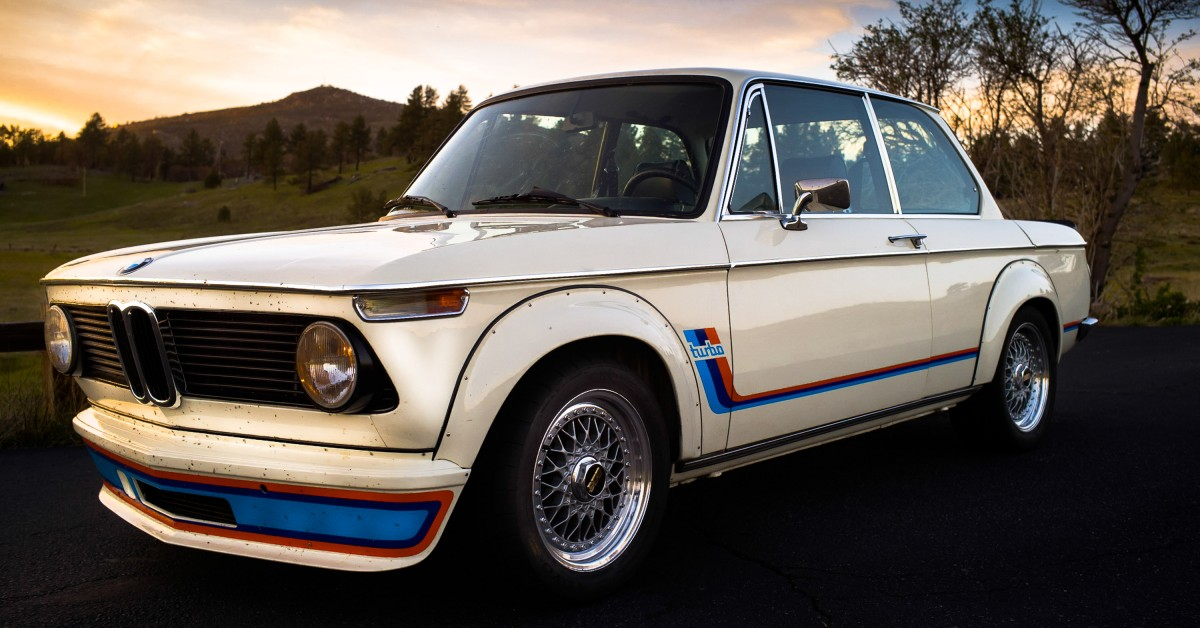 Why The 2002 Turbo Is Still The Naughtiest Bmw Petrolicious
