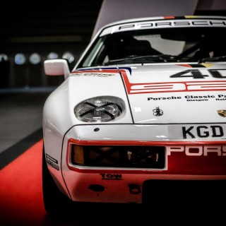 This Modern Porsche 928 Race Car Is Pure GT Nostalgia