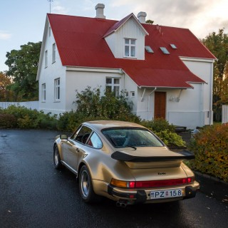 How A Porsche 930 Turbo Went From The Royal Family Of Bahrain To Iceland