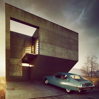 These Four Cars Highlight The Unique Architectural Background Of Robert Opron