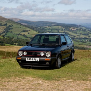 GALLERY: Behind The Scenes On Our 1990 Mk2 Volkswagen GTI Film Shoot