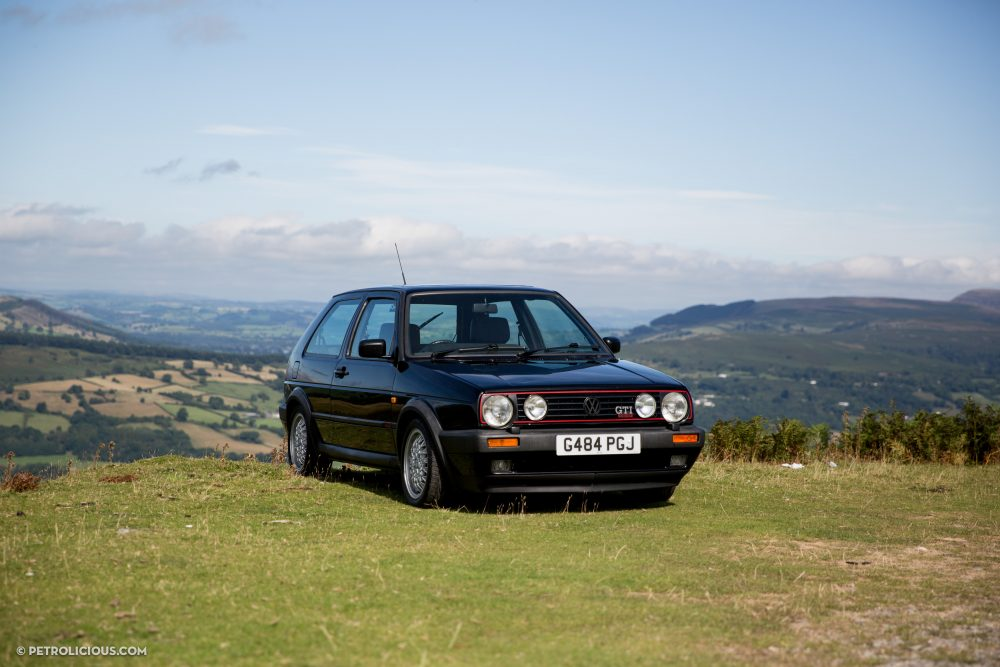 Unfortunately, His First GTI Fell Victim To Fire, Deeming The Car  Unsalvageable. No Real Bother Though, As Andrew Isnu0027t The Kind Of  Enthusiast To Let A ...