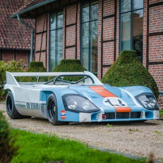 Meet 917/10 001: The Test Car That Brought Porsche Into Can-Am