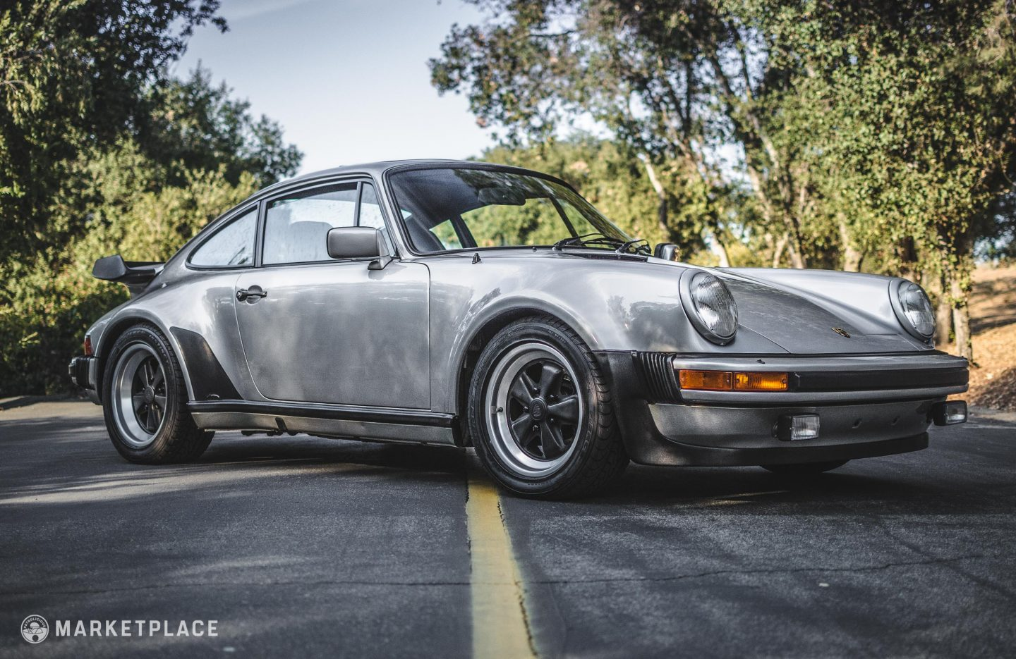 10k Mile 1979 Porsche 930 Turbo Petrolicious