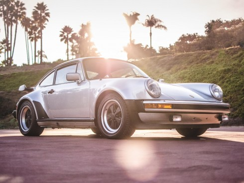10k-Mile 1979 Porsche 930 Turbo