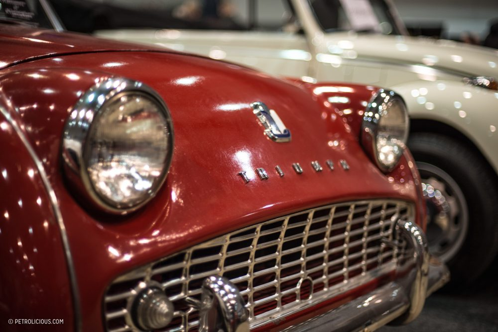 Five Of Europe's Finest Car Collections Got Together Last Weekend In Brussels