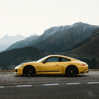 GALLERY: Behind The Scenes On Our Porsche 911 Carrera T Film Shoot