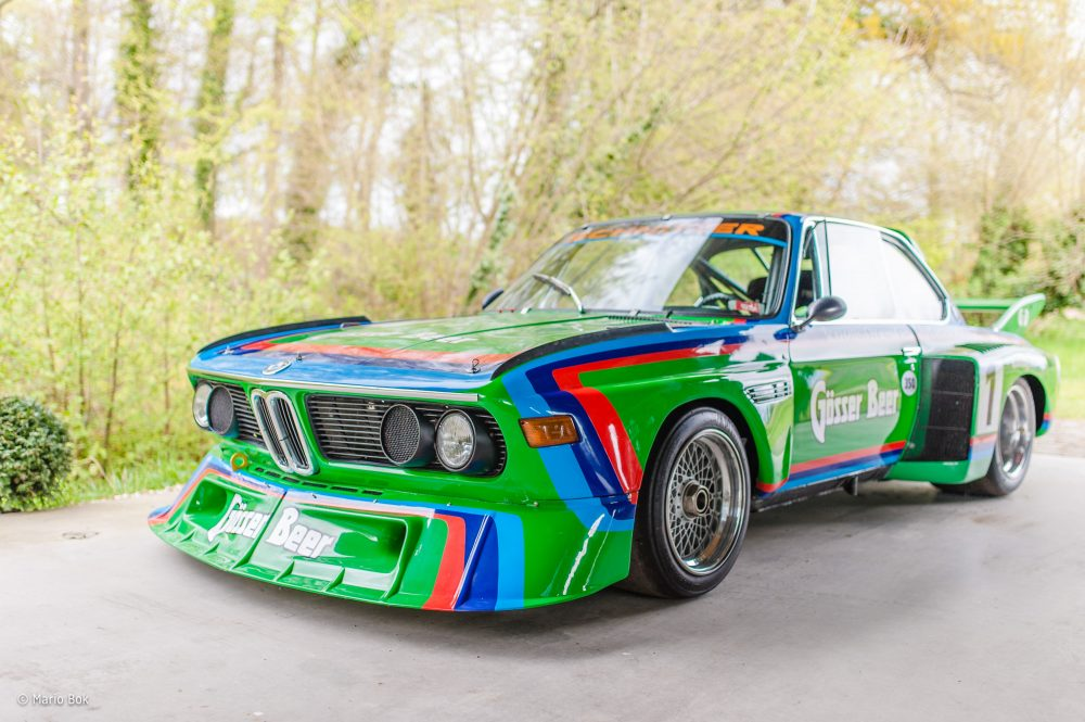 This Group 5 Bmw Csl Batmobile Spent Decades In An Indonesian Barn