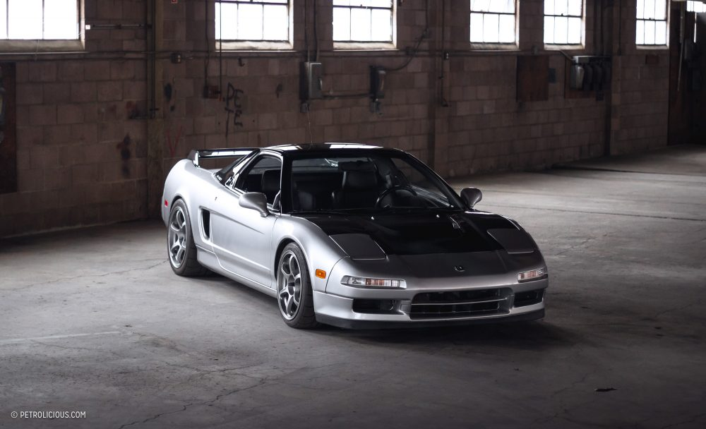 GALLERY: Behind The Scenes On Our Acura NSX Film Shoot • Petrolicious