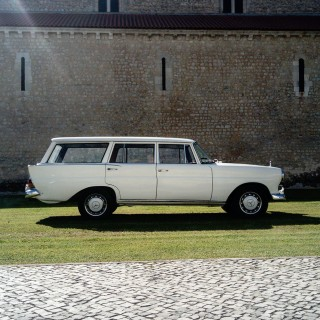 Coachbuilt Rarity: My 1966 Mercedes-Benz 200D Universal