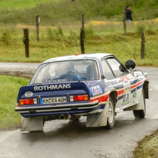 Walter Röhrl, A Shed In Africa, And A Championship-Winning Opel Ascona 400