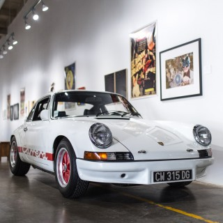 Charity, Artwork, Lucha Libre, Porsche: This Is Tejas Treffpunkt
