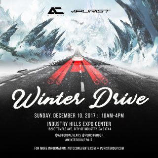 UPCOMING EVENTS: Spread Some Holiday Charity This Weekend At Winter Drive 2017