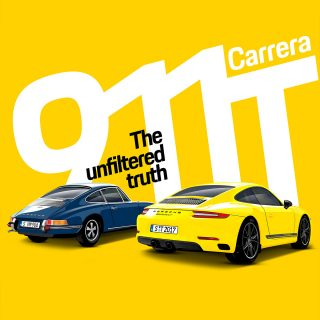 Artwork From Our Porsche 911 Carrera T Film Is Now Available In The Shop