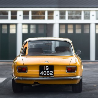 This Alfa Romeo GTV 1750 Was Love At First Street-Parked Sight