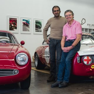 Welcome Alain de Cadenet To The Petrolicious Team!